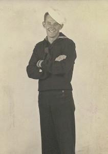 Bernard James Fagan c.1942