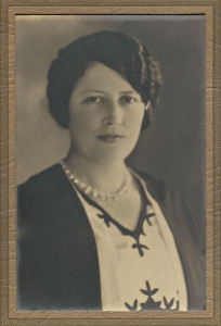 Elizabeth 'Libby' Werner c.1931