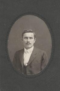 Lorenzo Gabardini (b.1900 - d.1968) taken 1922
