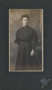 Patricia 'Patsy' Fagan (b.1854 - d.1927) taken 1882