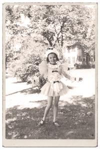 Young Elizabeth 'Libby' Werner