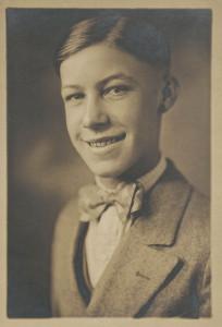 Thomas Christopher 'Chris' Werner c.1941