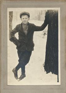Thomas J. Geiger, age 9