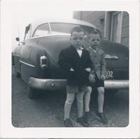 Mark McNamara and brother